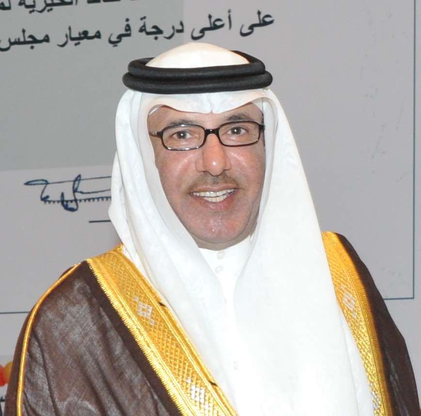 سعود بن خليفة المدعج