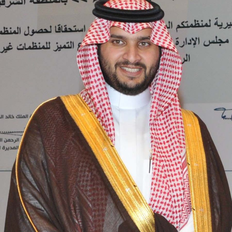 الأمير تركي بن محمد بن فهد